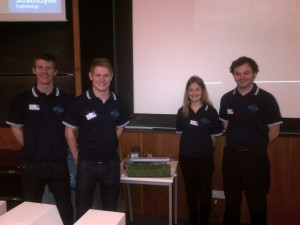 Strathclyde students - Presentation picture